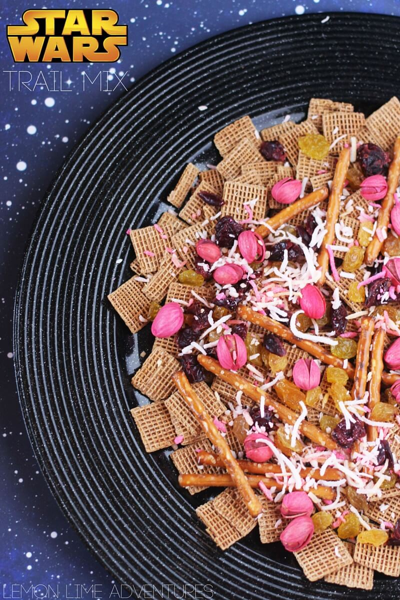 Star Wars Trail Mix | Perfect for Kids and Parties