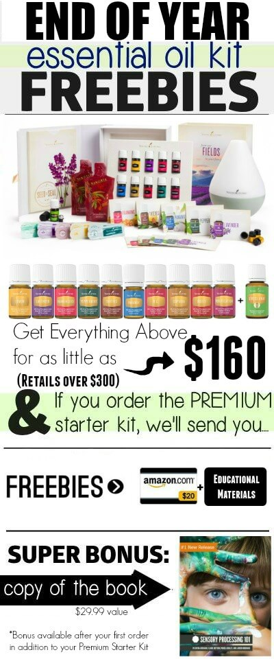 end of year-essential-oils-deal around