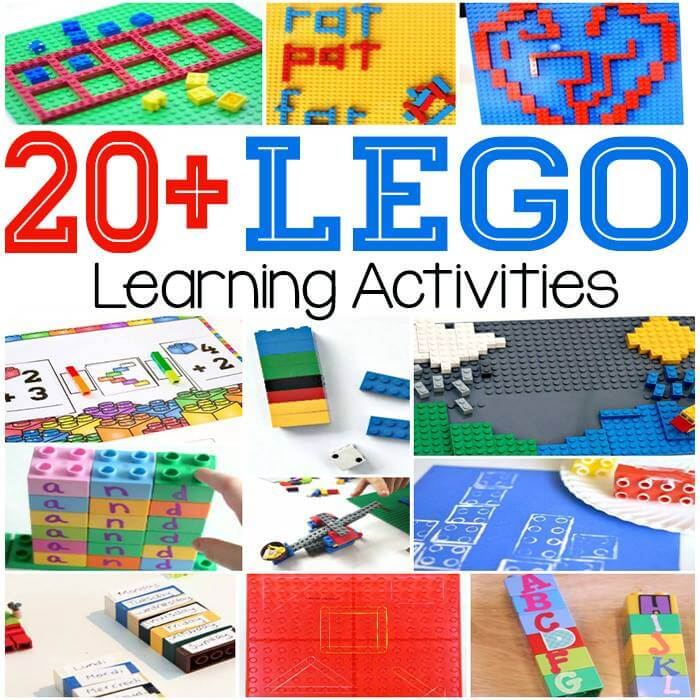 Learning with Lego Activities