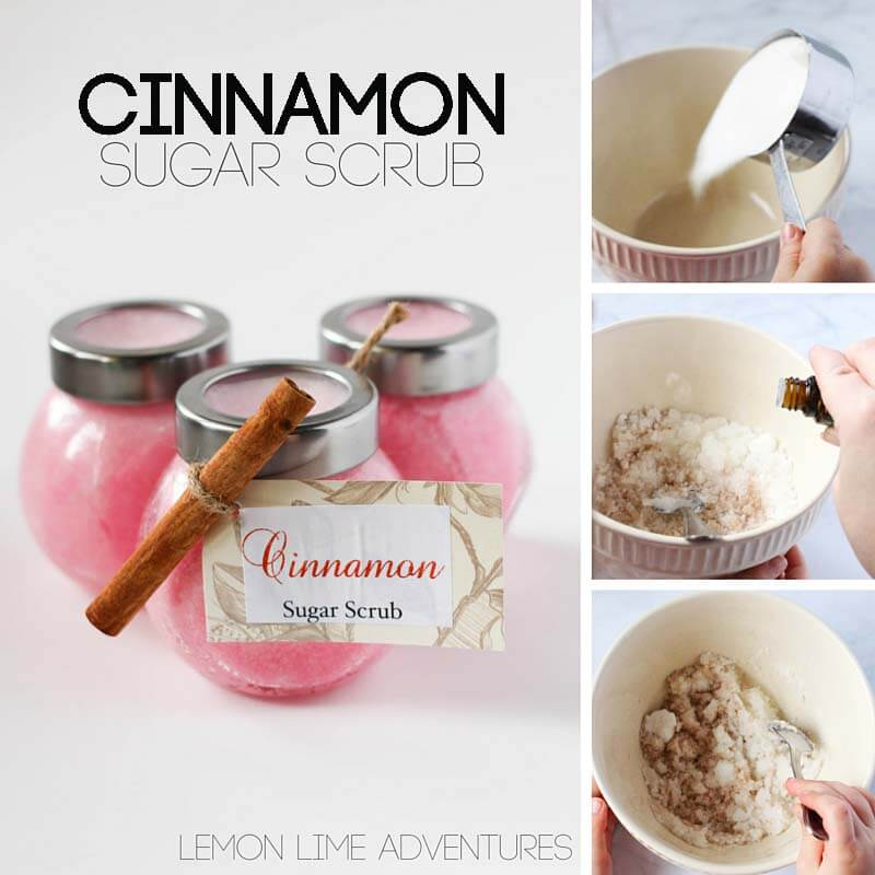 Cinnamon Sugar Scrub FB square