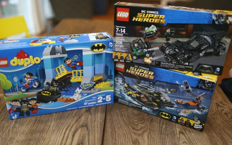 Lego Super Hero Sets