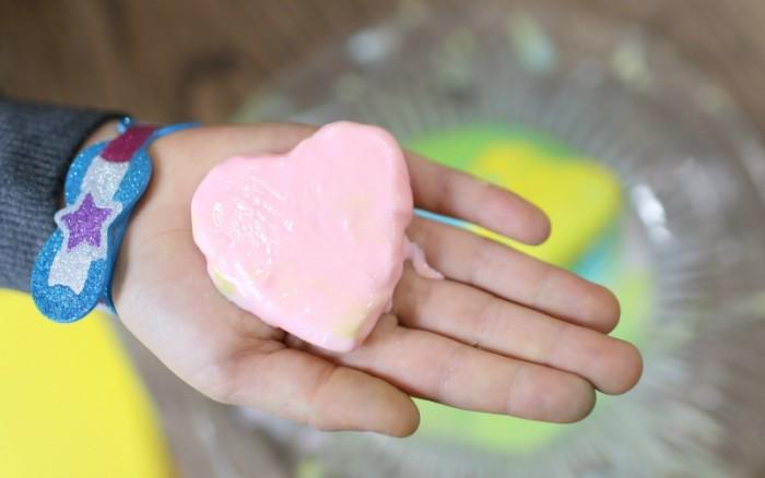 Melting Heart Frozen Dough