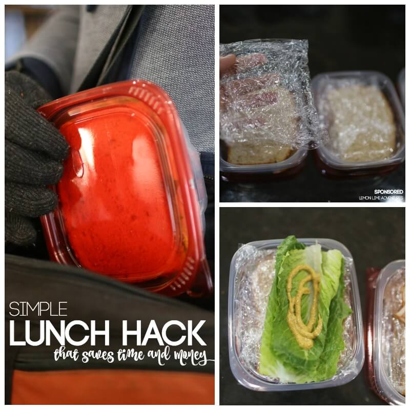 Simple Lunch Hack To Try Today
