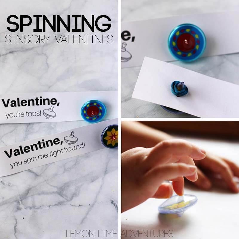 spinning sensory valentines fb