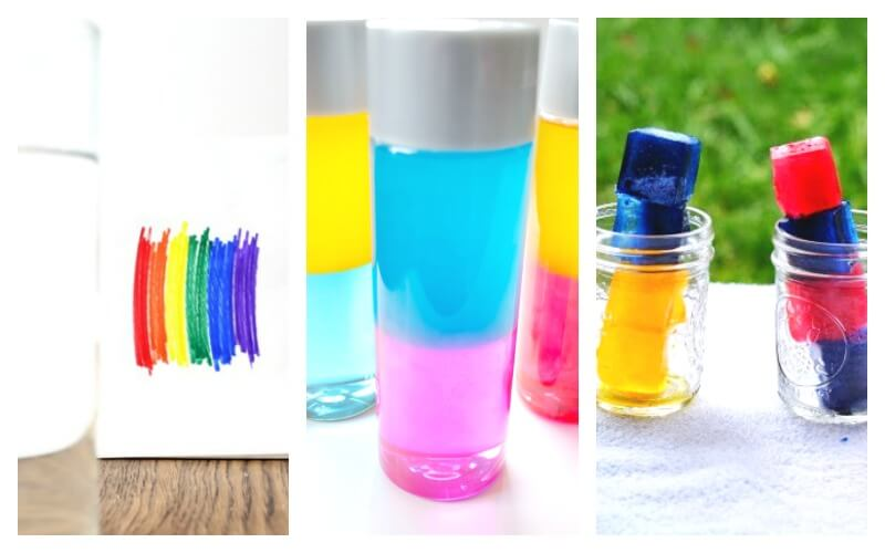 Color Theory Experiments for Kids
