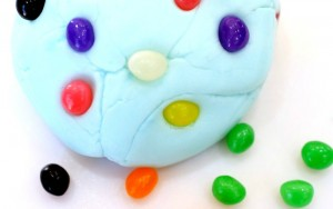 Jellybean and Other Edible Playdough Recipes