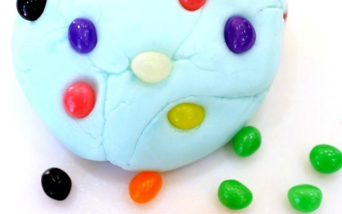 Jellybean and Other Edible Playdough Recipes