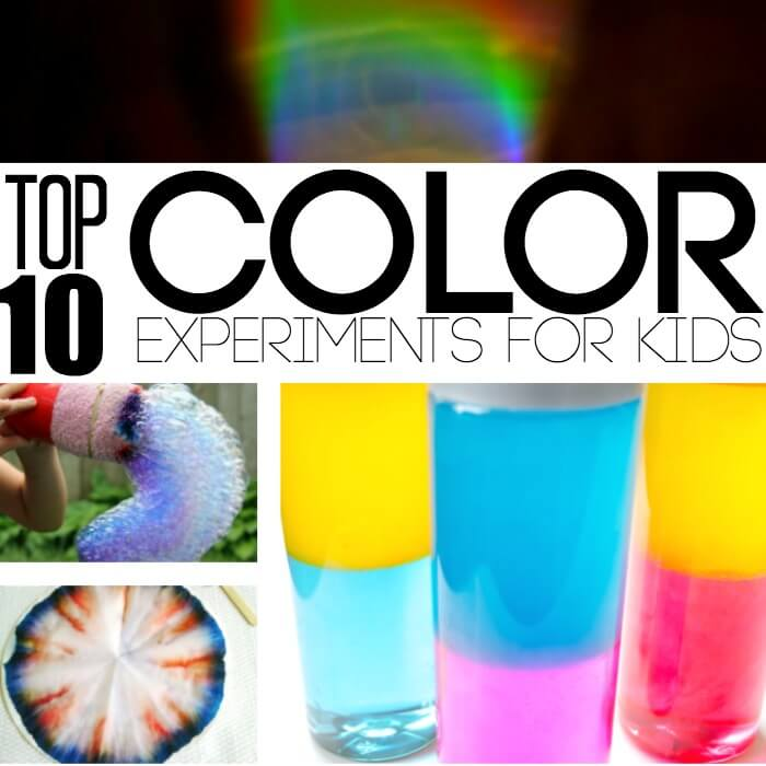 Top Color Theory Experiments for Kids