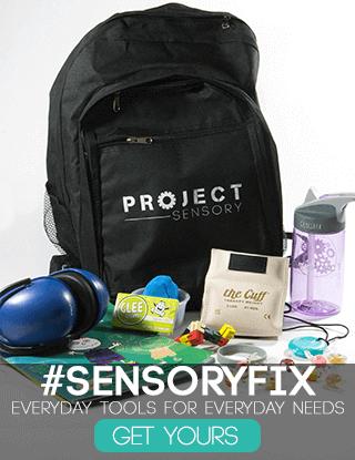 Project Sensory Sidebar