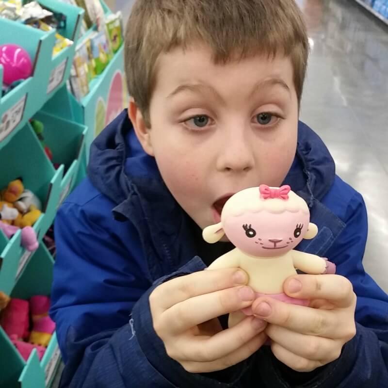 Walmart Disney Jr Easter Baskets