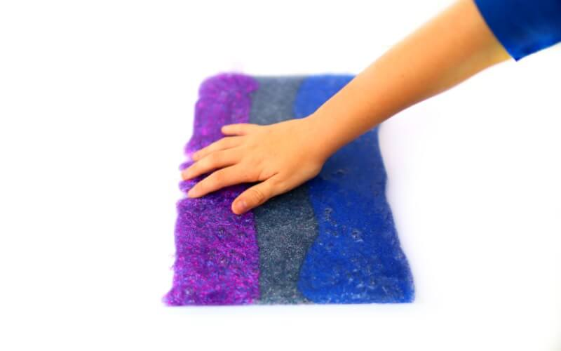 Super Simple Galactic Glitter Slime (Anyone Can Make)