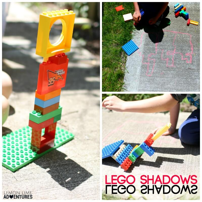 Lego Shadow Towers Summer Science