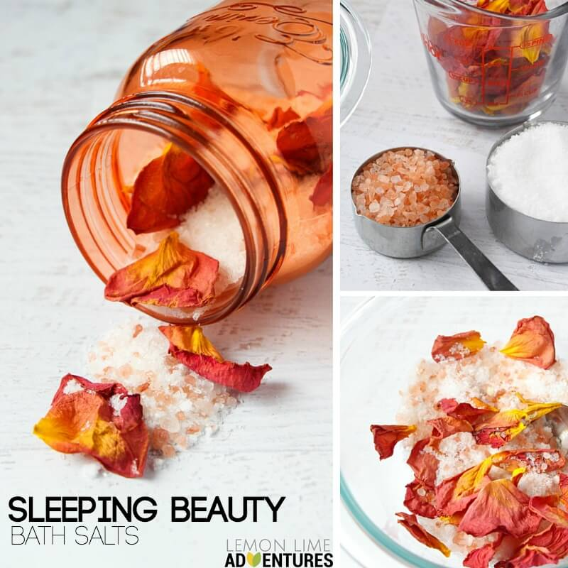Sleeping Beauty Bath Salts 2