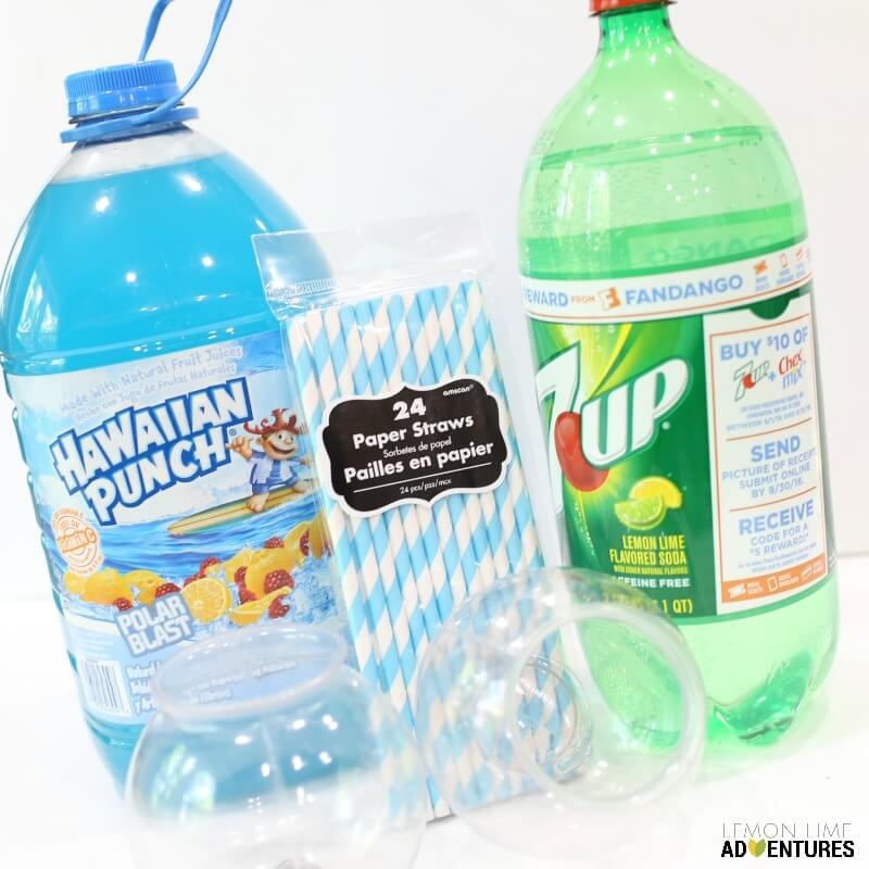What You Need for Finding Dory Punch