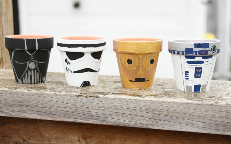 star wars garden planters featured