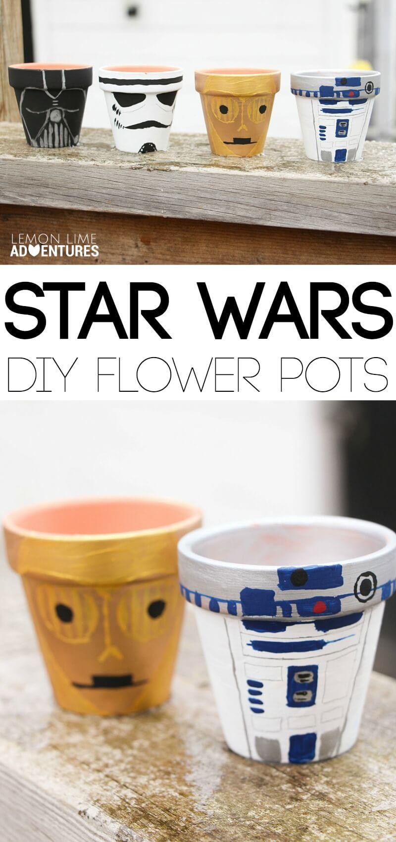 3 ceramic paint pots 1 brush DIY Planter Pot Ceramic Painting Kit-4 white ceramic pot