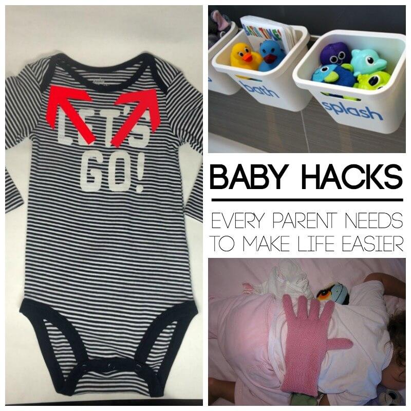 Genius Baby Hacks To Make Every Pa