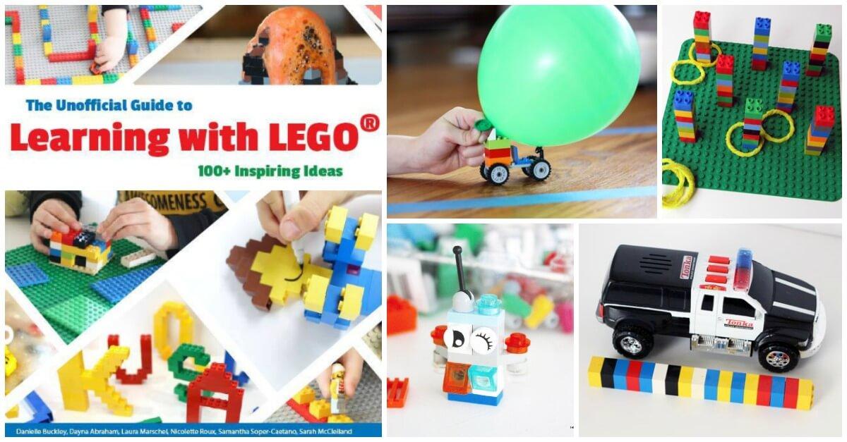 Learning With Lego Thunderclap