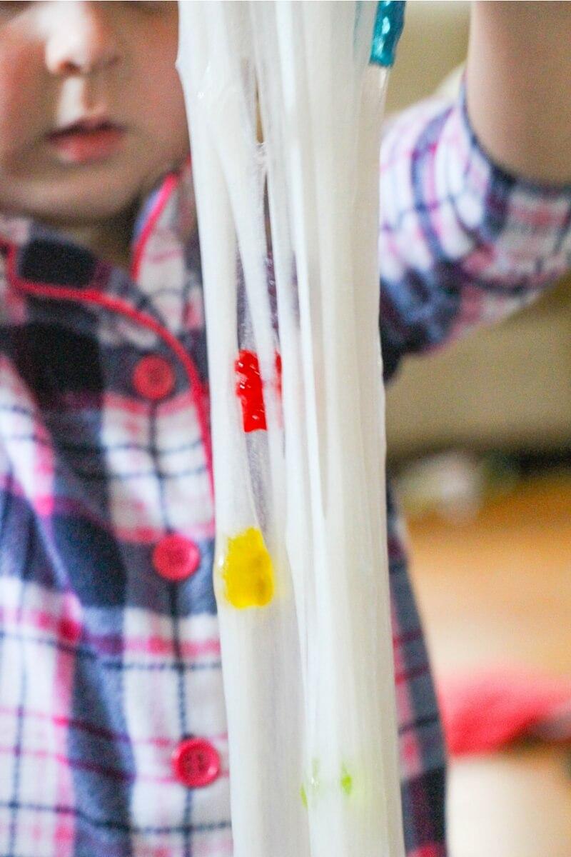 gummy bear slime (6)