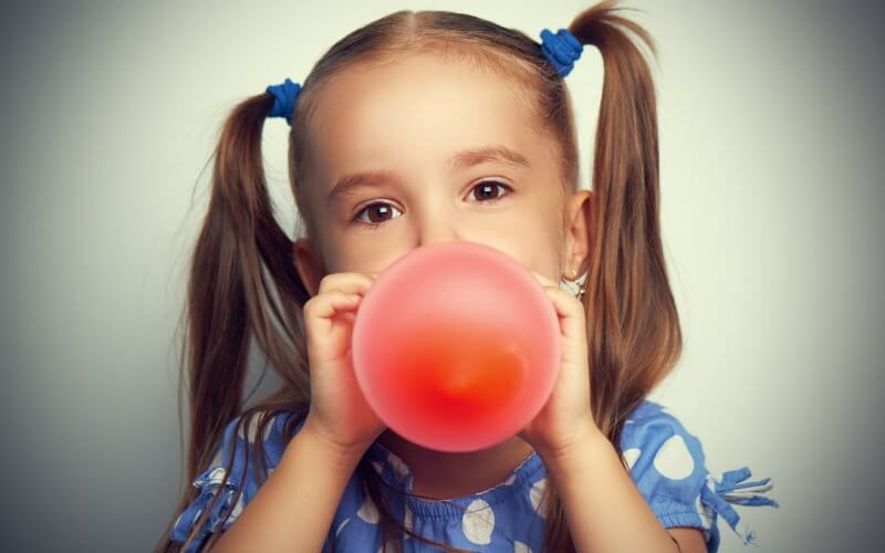 Balloon Breathing for Calming Anxious Child