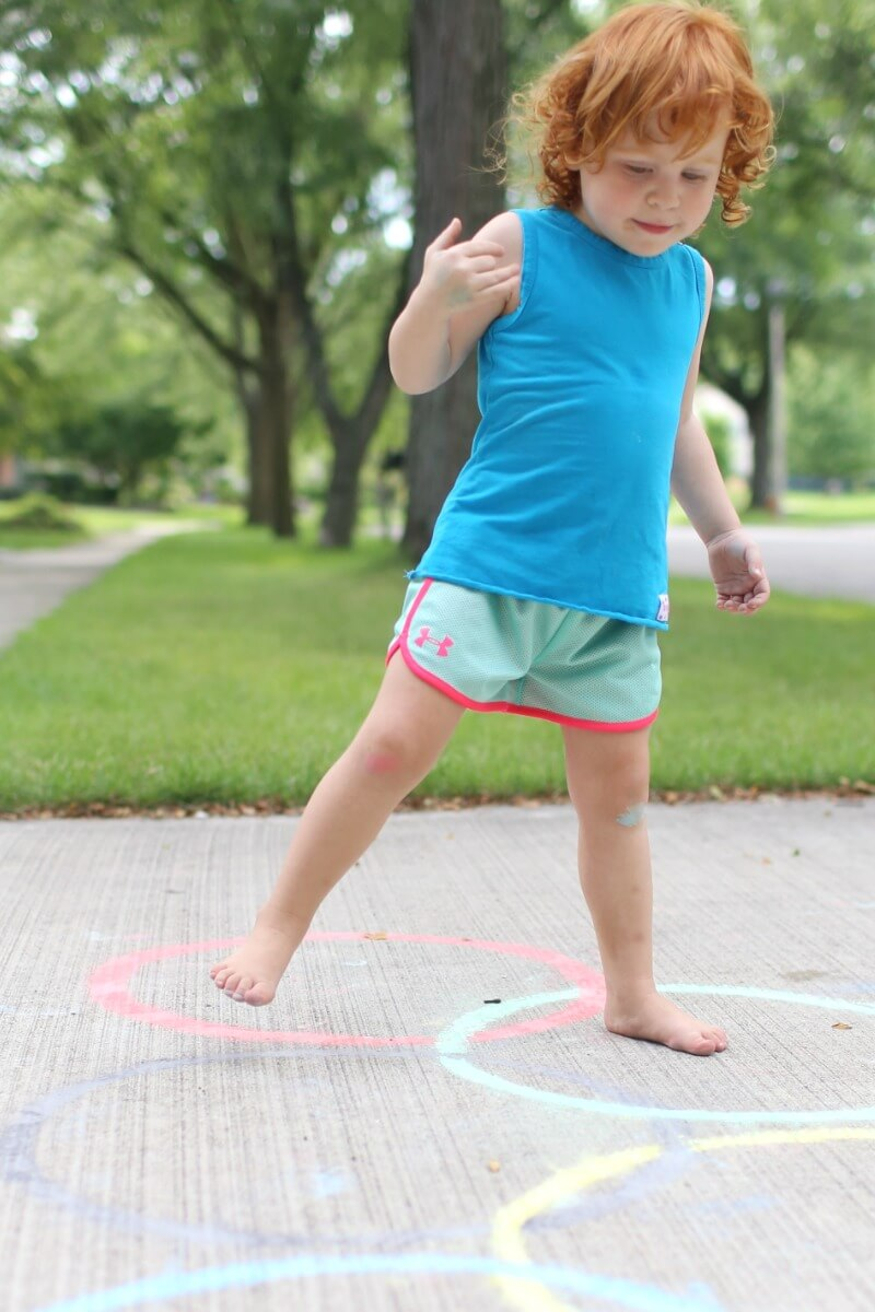 Olympic Themed Games for Toddler Fun