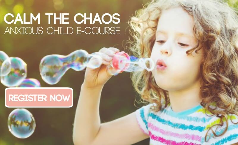 Register Secrets to Calm and Anxious Child Ecourse
