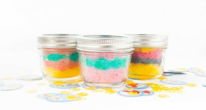 Sleepy-time Jigglypuff Pokemon Sugar Scrub