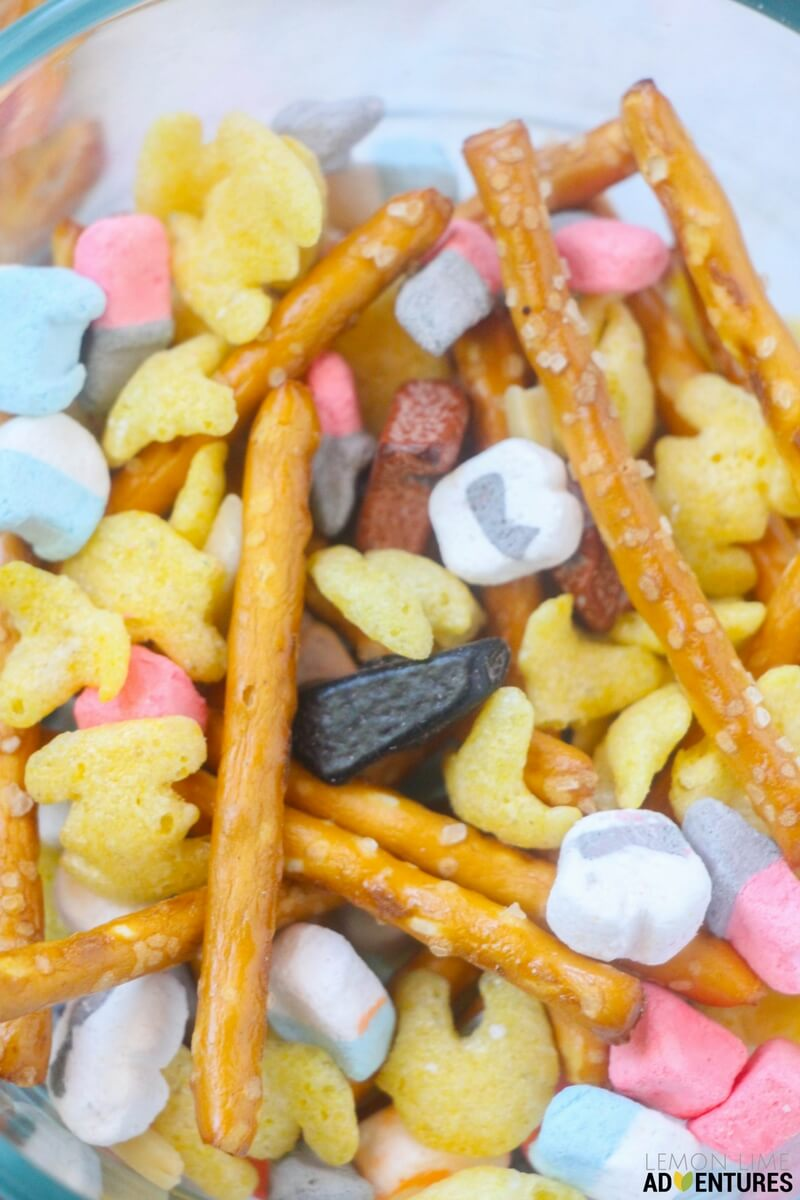 star wars trail mix