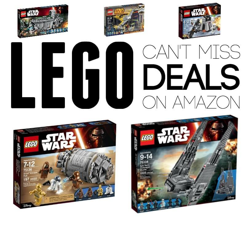 Lego Amazon Deals