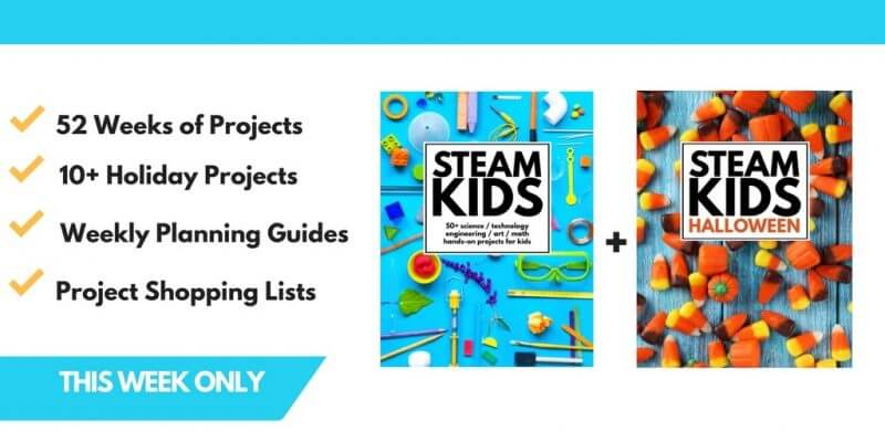 STEAM Kids Launch Week Bonuses