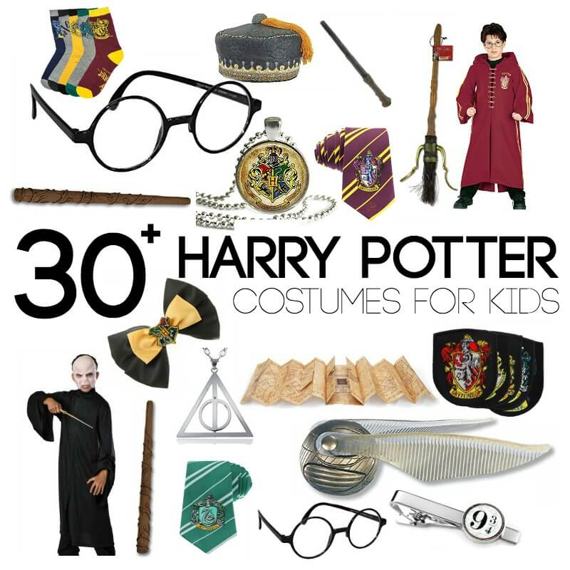 Harry Potter Costumes for Kids