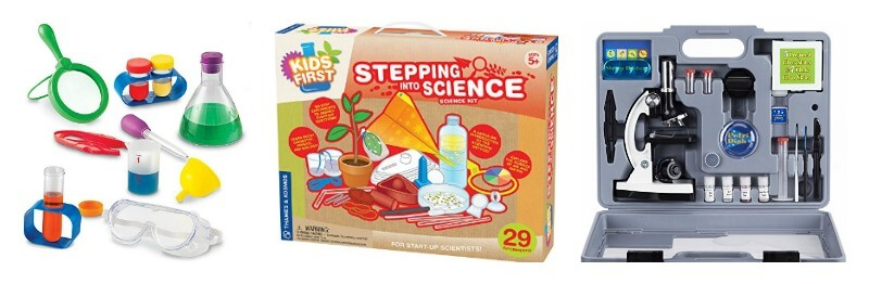 20 Spectacular Science Kits for Kids