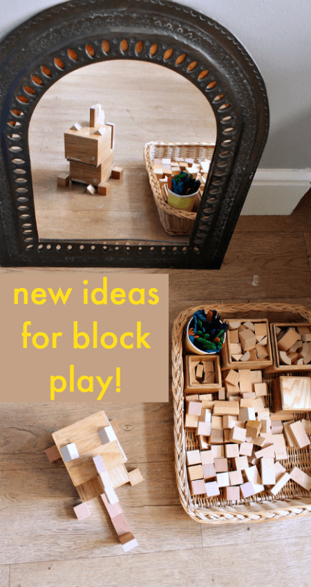 New Ideas for Block Play