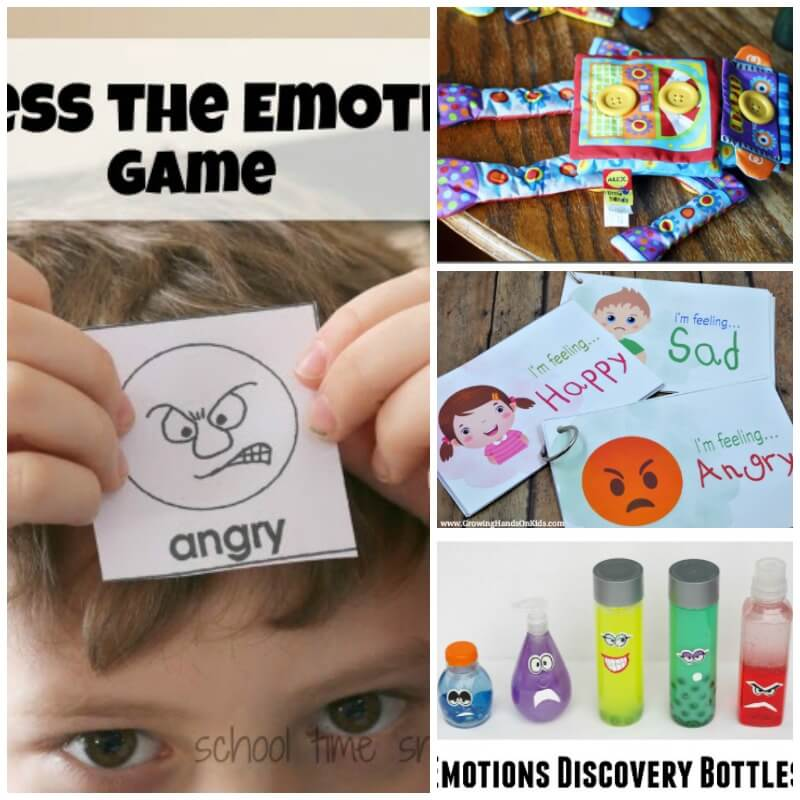 Fun Activities and Games to Help Kids Recognize Emotions!