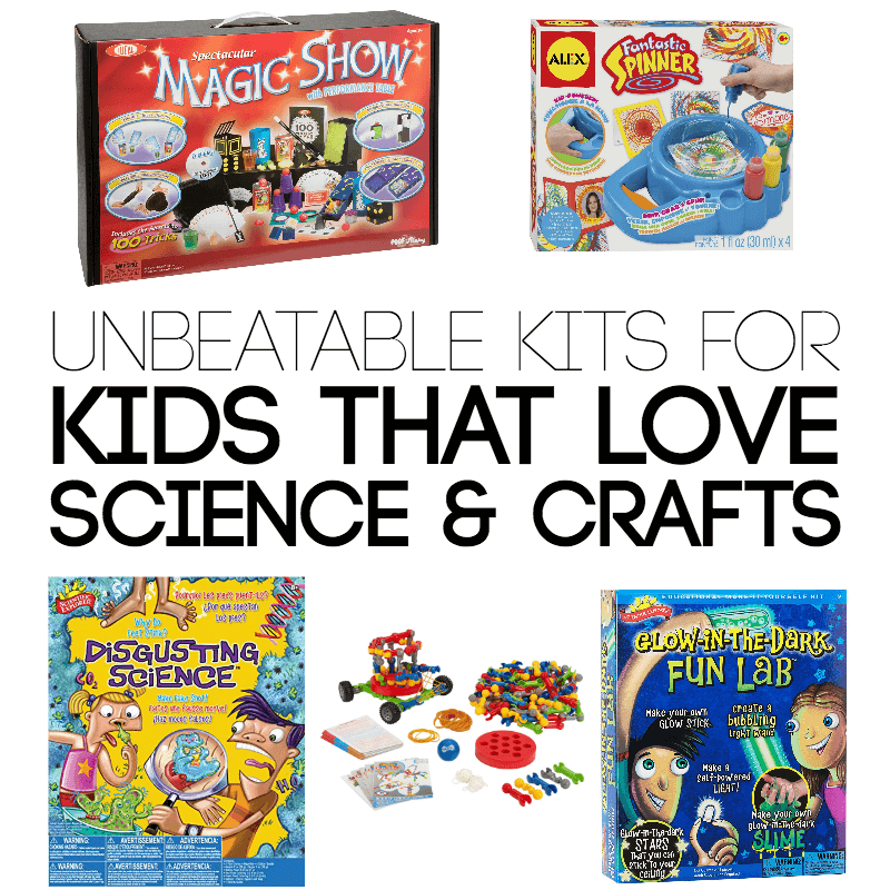 Gifts for Kids that love science
