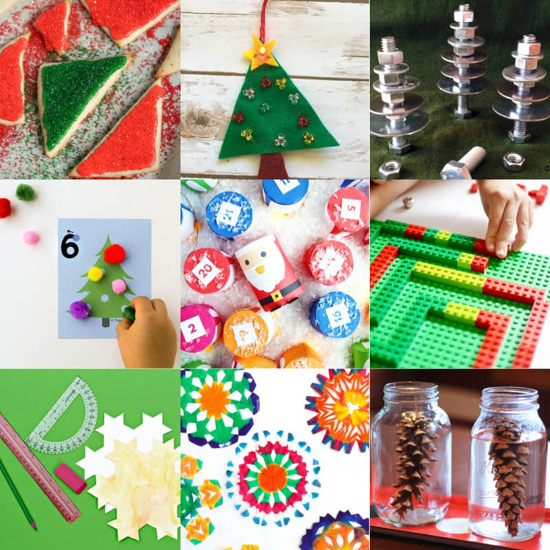 Christmas STEAM Projects
