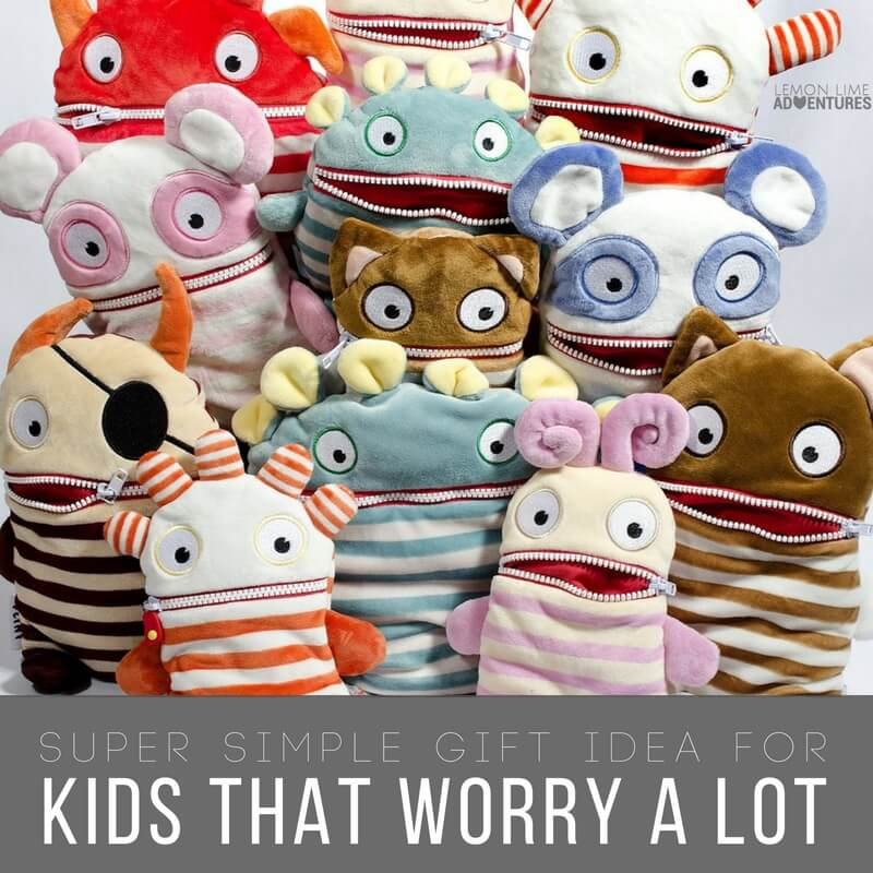 Super Simple Gift Idea for Kids that Worry
