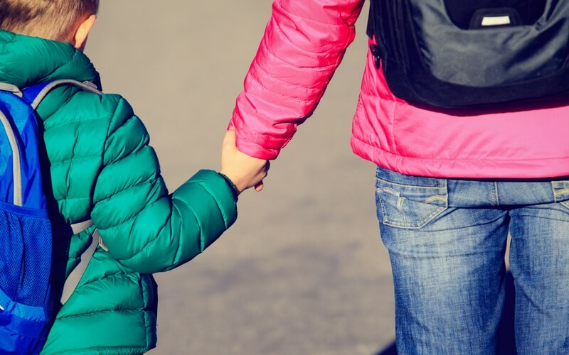 What to Say When Your Child Refuses to Go to School