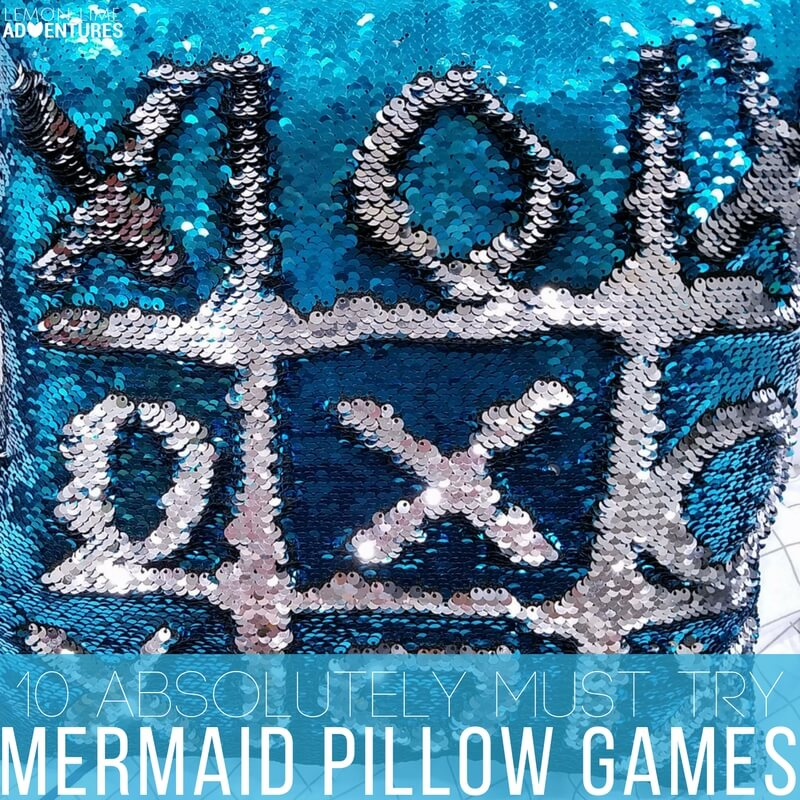 10 Must Try Mermaid Pillow Activities and Games