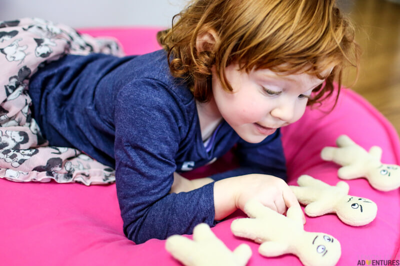 Using Self Regulation to Calm an Angry Child