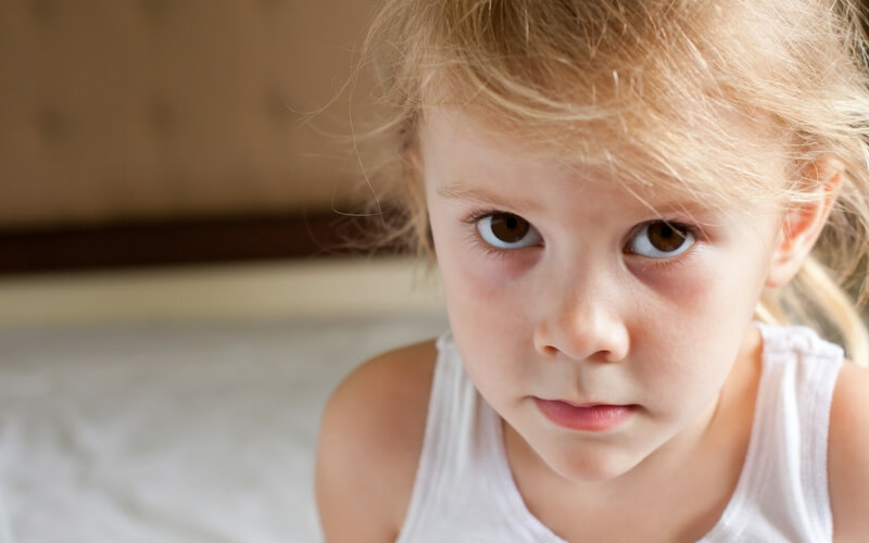 Calming an Angry Child with Self Regulation