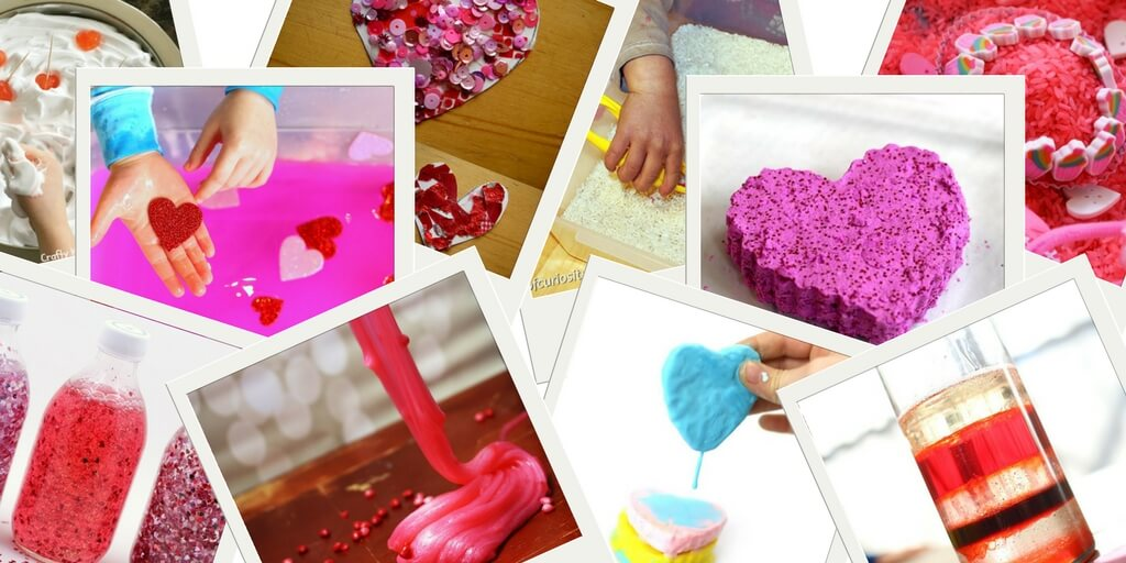 25 Must-Try Valentine's Day Sensory Activities