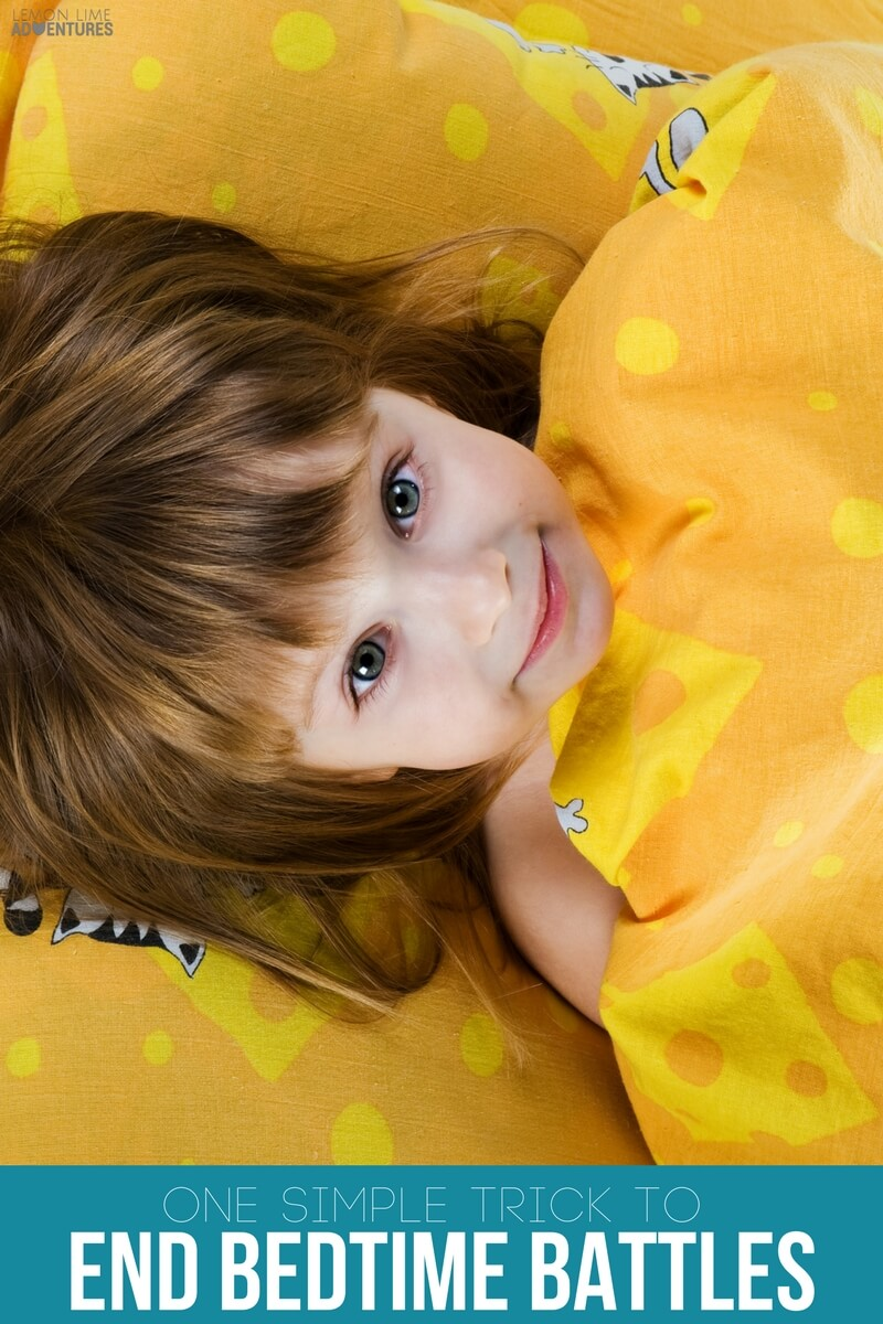 One Simple Trick to End Bedtime Battles (Backed By Science)