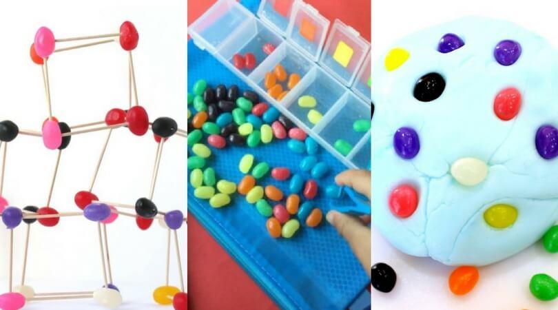 Jelly Bean Activities Kids will Love