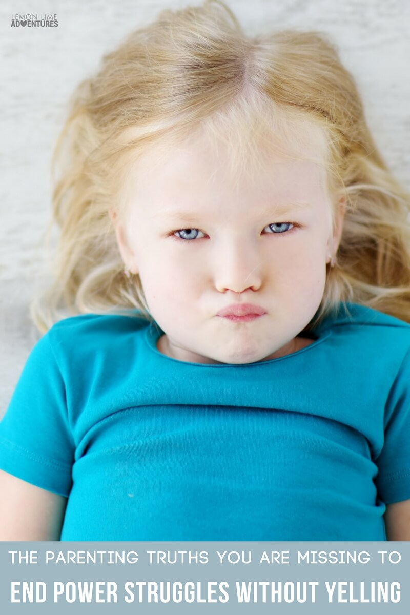 The Parenting Truths You Are Missing to End Power Struggles (1)