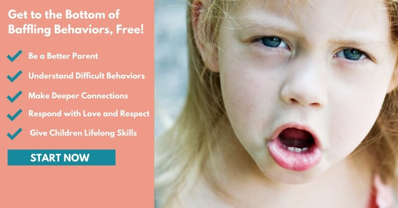 Baffling Behaviors Workshop to Help an Anxious Child Calm Down