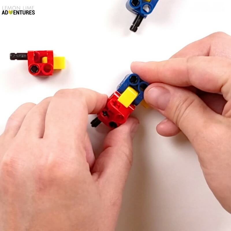 How to Make Endless DIY Lego Fidget Cube (1)