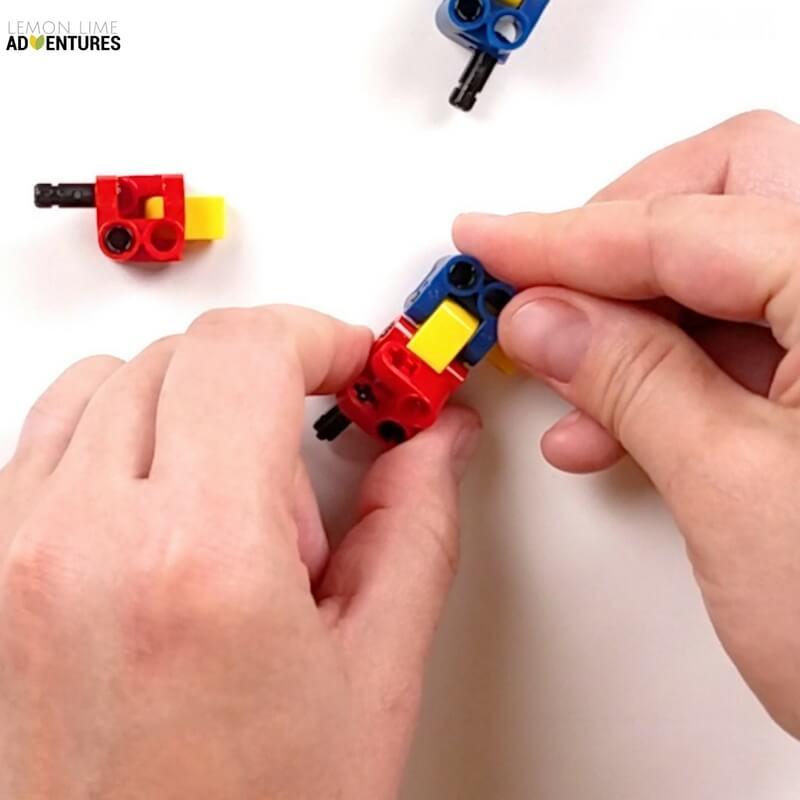 How to Make Endless DIY Lego Fidget Cube (1)