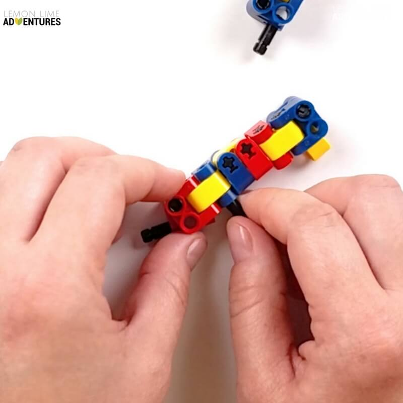 How to Make Endless DIY Lego Fidget Cube (2)