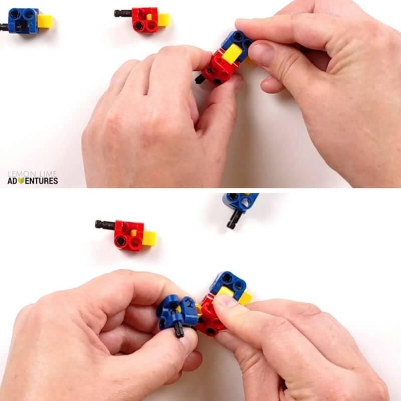 How to Make Endless DIY Lego Fidget Cube (4)